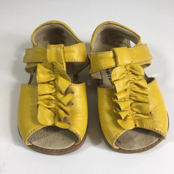 Yellow See Kai Run Sandals | Poshmark